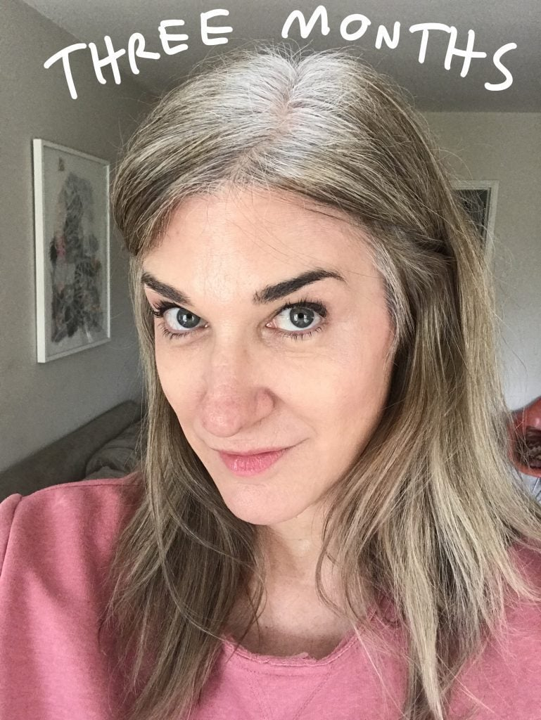 Three Months into Gray Transition
