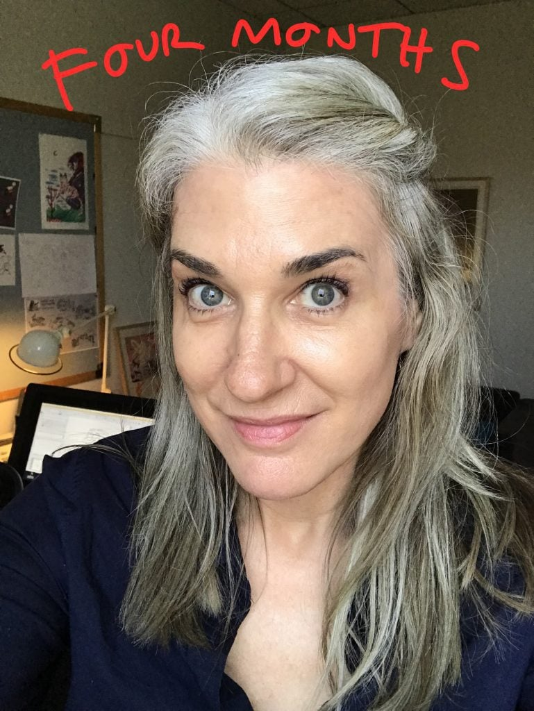 Four Months into Gray Transtion