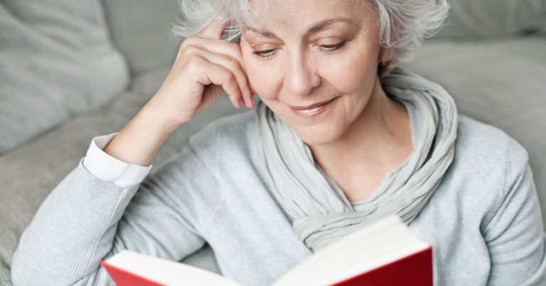 The Best Books About Gray Hair