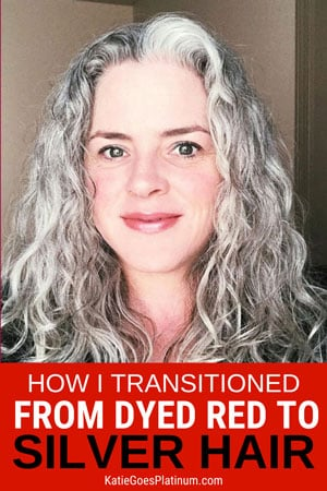 Joli's silver hair journey started when she was young, and she's fully embraced her silver locks.