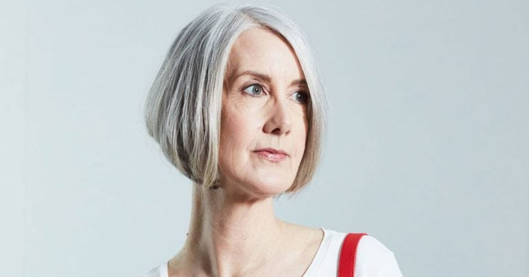 Going Gray is Subversive: An Interview with Louise Pendry