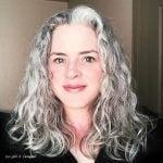 image of Joli Campbell creator of QuickSilverHair