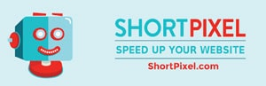 image of shortpixel logo blogging resources