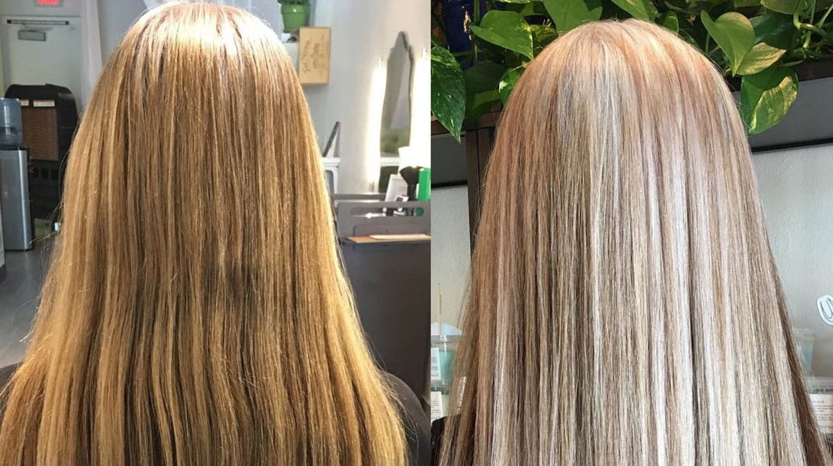 How To Go Gray At The Salon If A Cold Turkey Growout Isn T For You