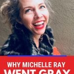 image of michelle ray gray hair