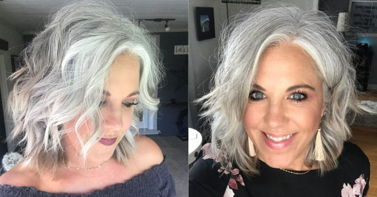 Jen Smith's Silver Hair Adventure