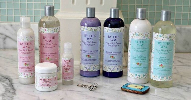 BTWCo.'s Haircare Products for Silver Sisters are Just What You've Been Looking For!