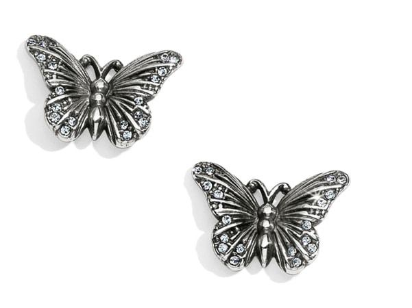 image of butterfly earrings