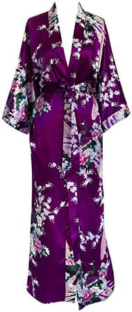 image of kimono gift for women with gray hair