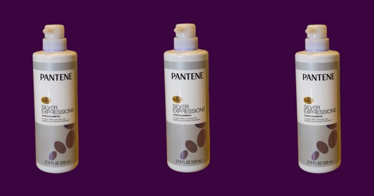Pantene Pro-V Silver Expressions Purple Shampoo Review
