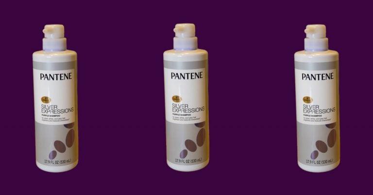 Pantene Pro-V Silver Expressions Purple Shampoo Review