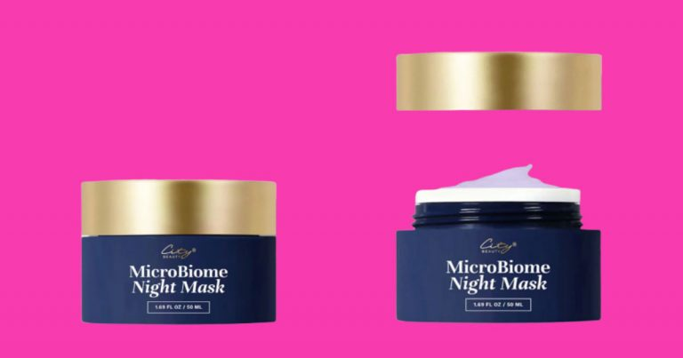 City Beauty's MicroBiome Night Mask: An Enthusiastic Review