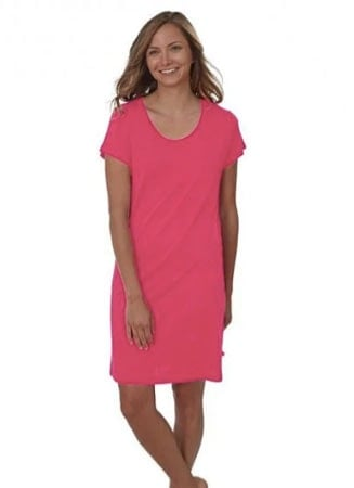 image of nightgown over 50 women gift